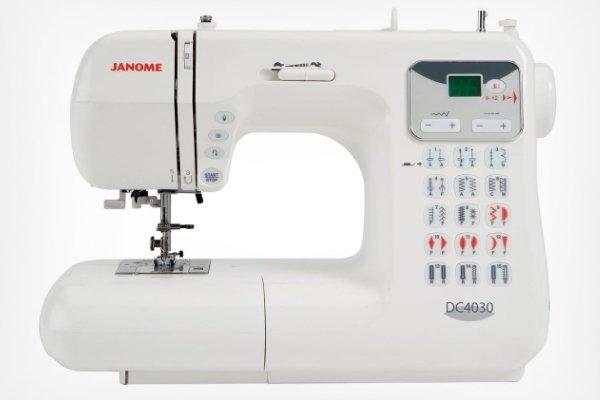 Модель Janome DC 4030