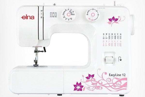 Модель Elna EasyLine 12