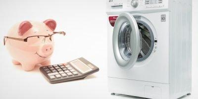 Экономичная модель стиральной машины
