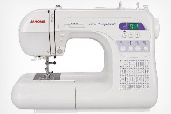 Модель Janome Decor Computer 50