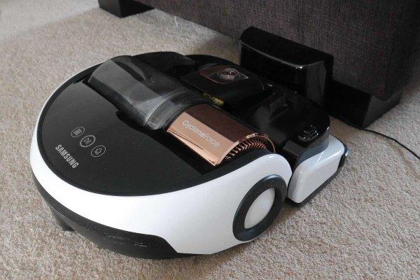 Модель Samsung POWERbot (VR20H9050UW)