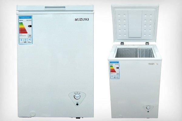 Suzuki SUCF-1001W белый