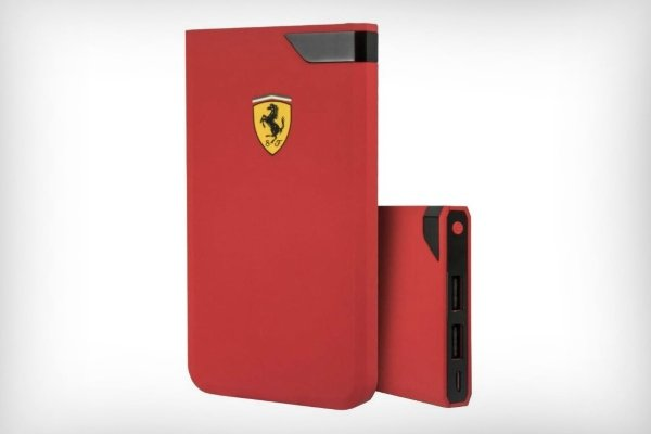 CG Mobile Ferrari LCD Powerbank 5000 mAh