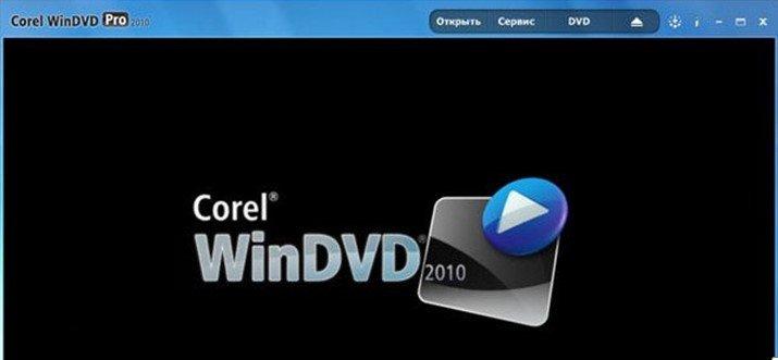 Пакет WinDVD