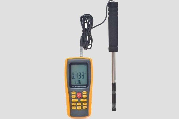 Тепловой анемометр (термический)