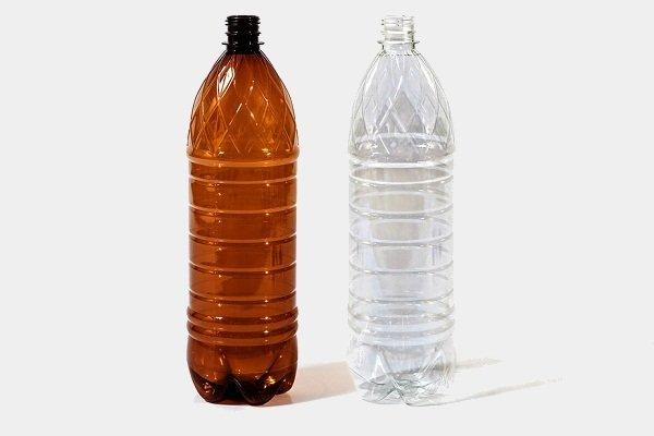 2 бутылки