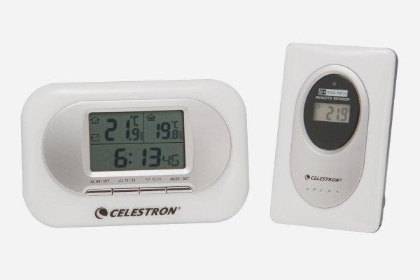 Термометр Celestron 47020 HomeCast Lite Weather Station1