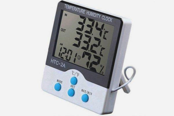 Термометр HTC-2A