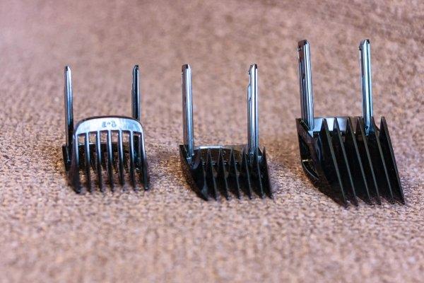 Насадки машинок для стрижки волос