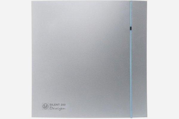 Вентилятор Silent 100 CHZ Silver Design 3C
