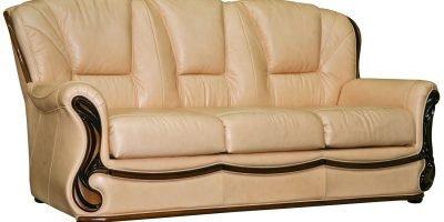 Выбор дивана из кожи