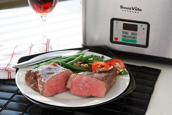 Приготовленное мясо